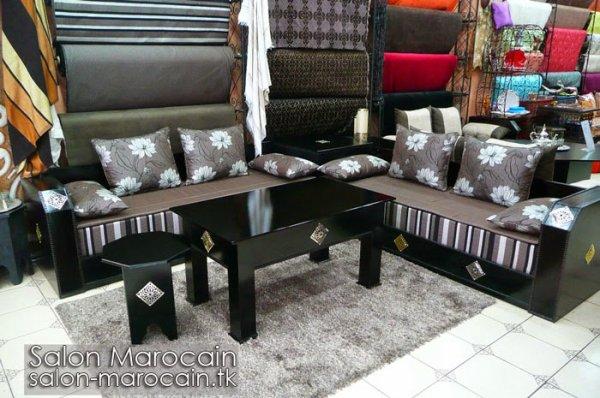 Incroyable Salon marocain moderne 2014 - Top Salons Morocain ...