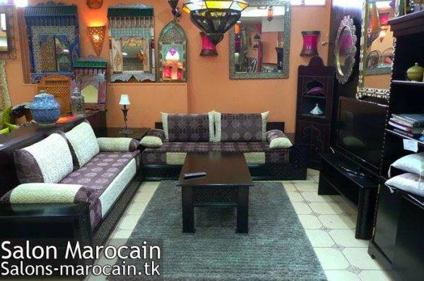 Salon marocain contemporain 2014 - Top Salons Morocain ...
