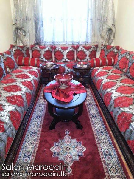 Salon marocain beldi 2014 - Top Salons Morocain Decoration Moderne