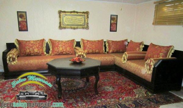 Salon marocain tendance traditionnel - Top Salons Morocain ...