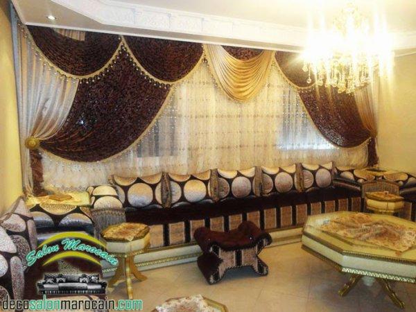 Salon marocain la-villa 2015 - Top Salons Morocain ...