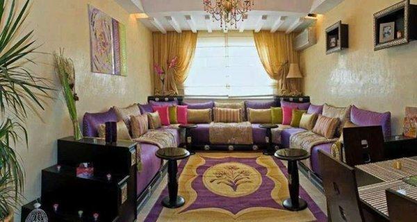 Salon marocain prestige 2015 - Top Salons Morocain Decoration Moderne
