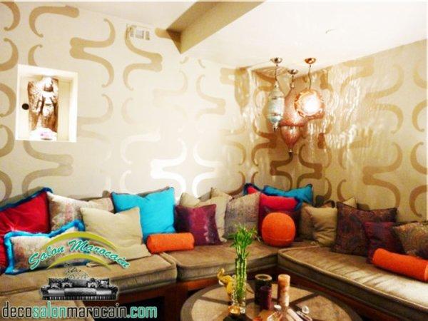 Salon Marocain Paris 2015 Top Salons Morocain Decoration