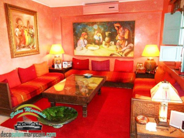 Salon marocain Tableau d\u0027art
