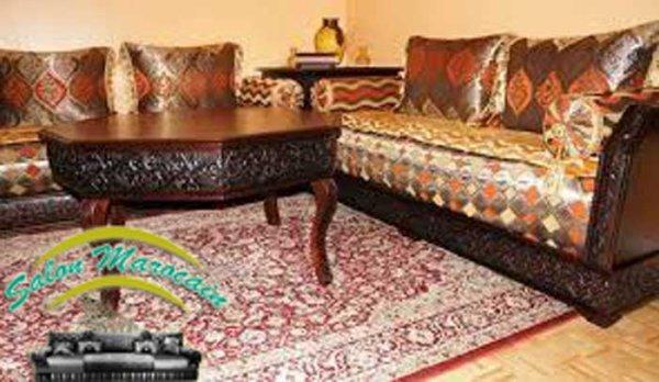 Salon Marocain Surpro 2017 - Top Salons Morocain Decoration ...