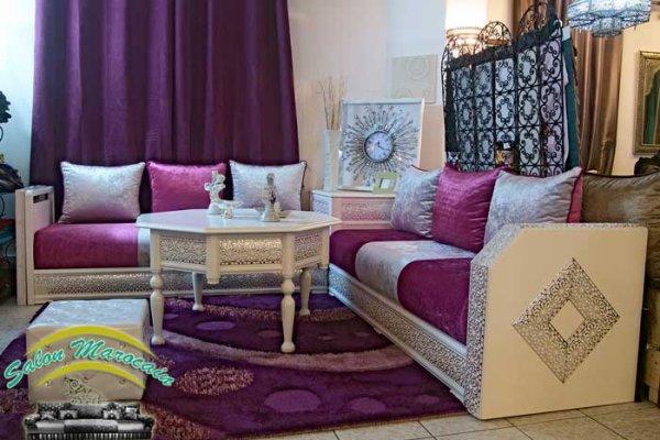 Salon marocain moderne à partir une version 2017 - Top ...