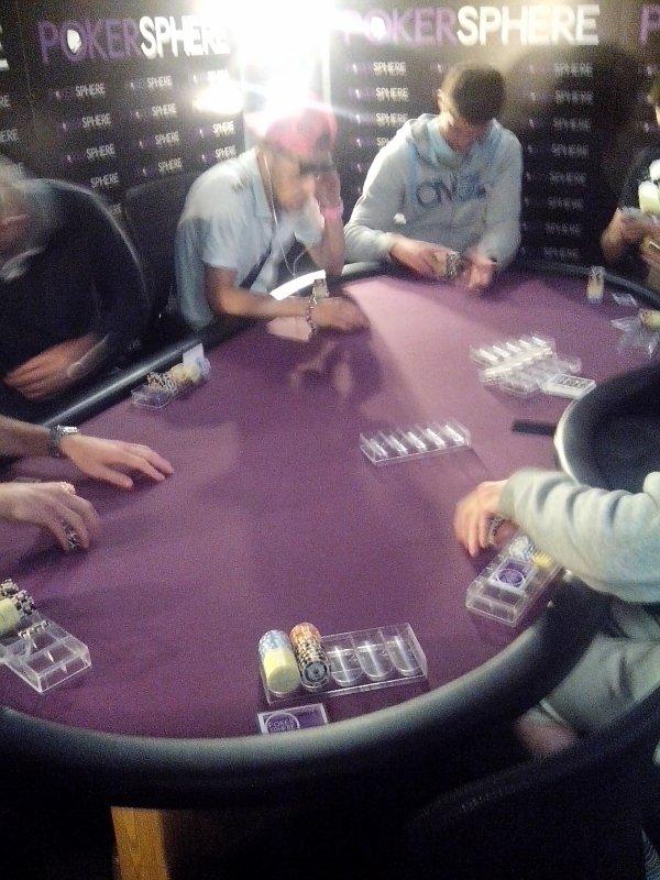 table final chip leader du tournois 75000 jeton