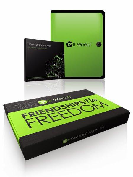 It Works Global France Body Wrap Minceur Devenir distributeur