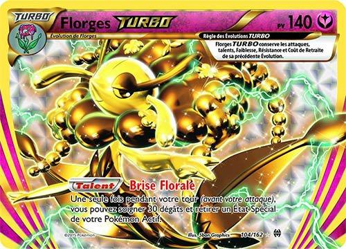 Florges TURBO