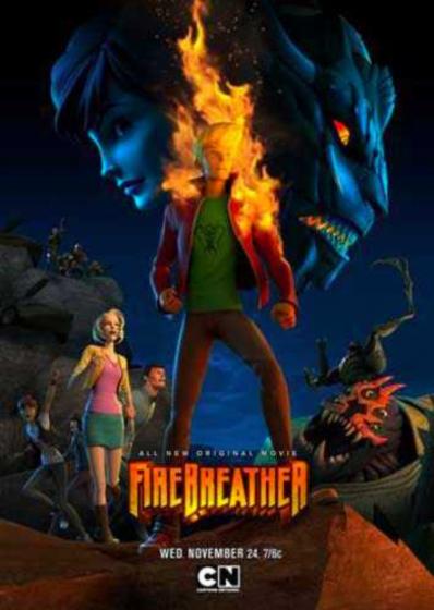 "doublage de ""Firebreather"""