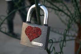 le cadenas de mon coeur