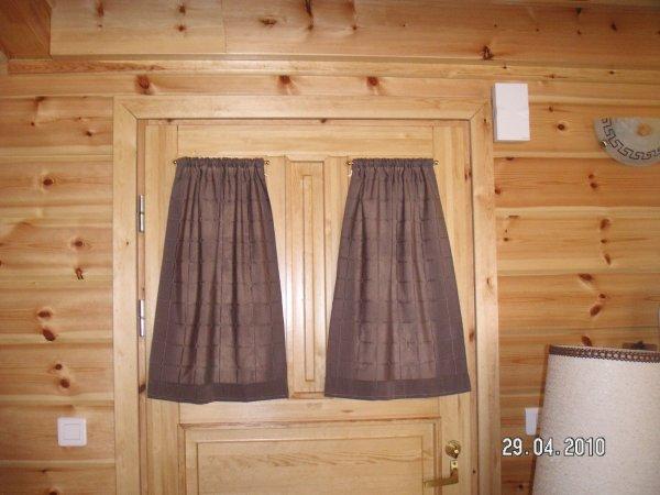 hier couture de rideaux pour la porte d 39 entr e un petit coupon 5 euros il a fallu que je. Black Bedroom Furniture Sets. Home Design Ideas
