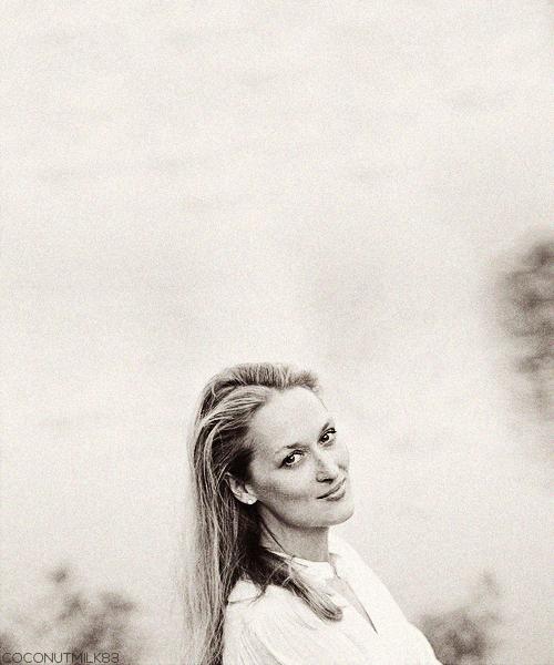 L'actualité et la carrière de l'actrice américaine Meryl Streep.