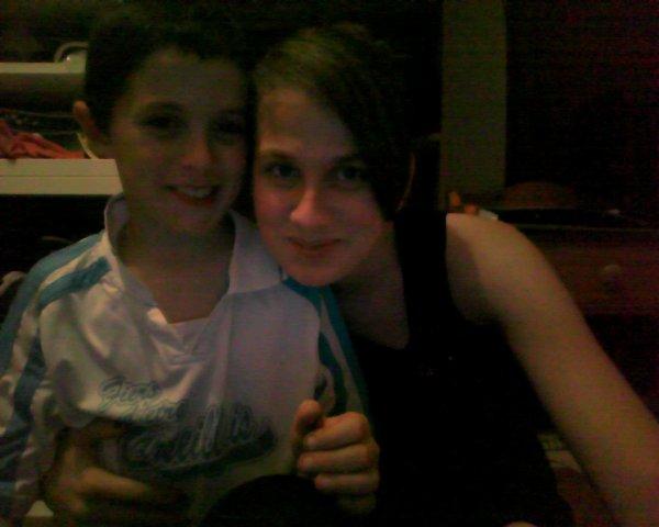 moi et mon frère