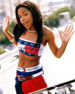Aaliyah, la petite reine du RnB