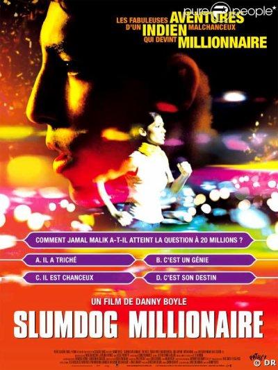 Slumdog Millionaire, des bidonvilles à Bollywood