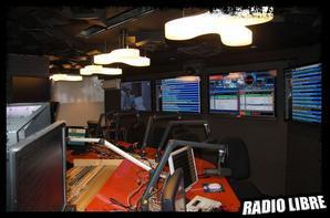 les nouveaux studio de SkyRock