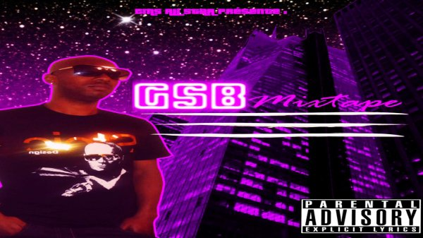 GSB MIXTAPE cms all star / GSB MIXTAPE (Pour  Mes  O.G' Z ) (2013)