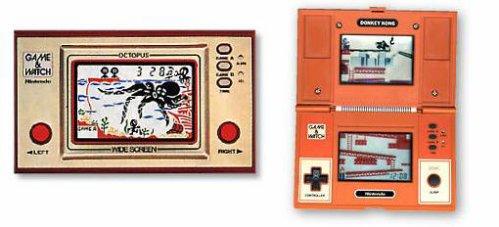 Histoire des consoles nintendo la game watch 1980 le d but de la console portable tout - Histoire des consoles de jeux ...
