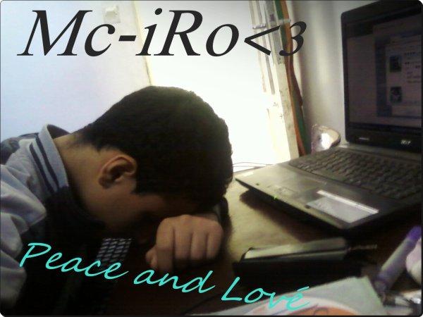 Mc-iRo <3<3<3