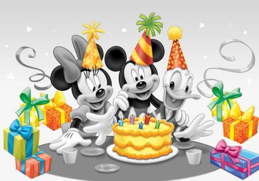 Joyeux anniversaire ! :P