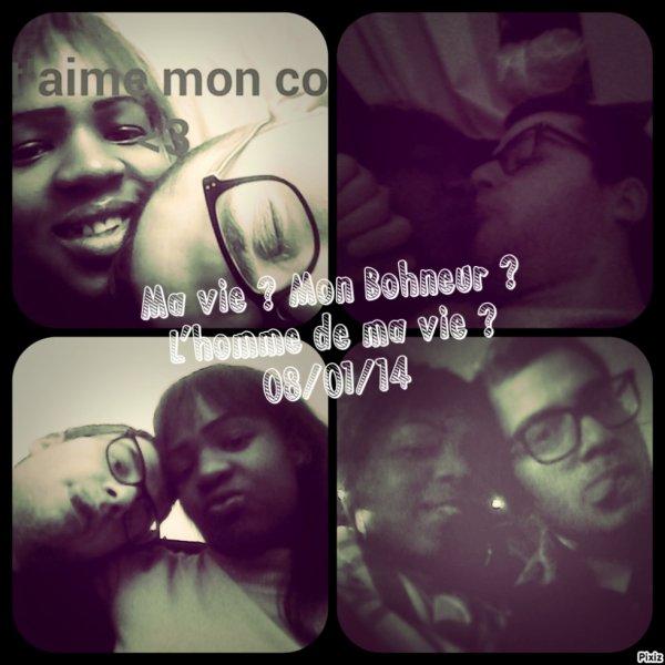 ❤ Je t'aime ❤ Mon amour ❤