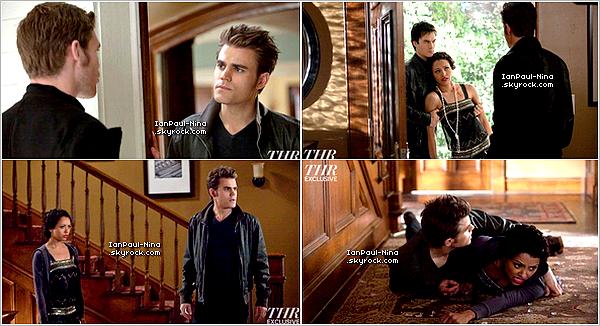Découvrez les stills de l'épisode 3x21 : 'Before the sunset' de The Vampire Diaries.