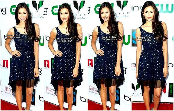21/04 : Nina s'est rendu à l'événement 'The Influence Affair' organisé par Ian. Top ou Flop ?!