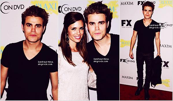 .  Le 13 Juillet 2012 Nina a été vu à l'interieur de son hôtel à San Diego..