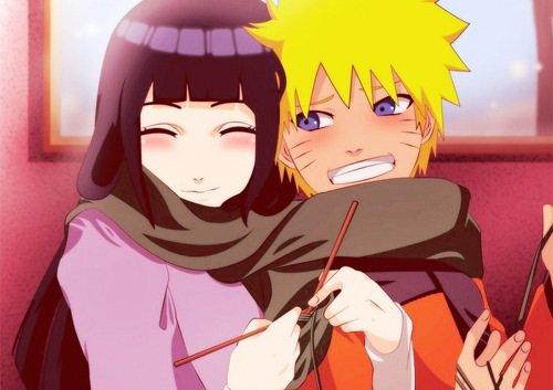 Texte de Hinata et Naruto