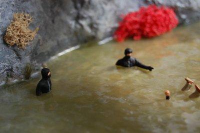 secours sub aquatique