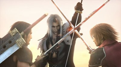 Angeal et Genesis VS Sephiroth