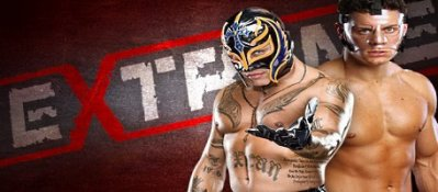 Rey Mysterio Vs Cody Rhodes (Falls count Anywhere)