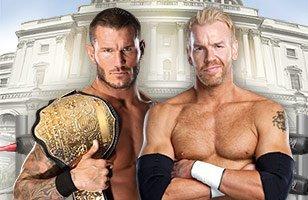 Capitol Punishment 2011,World Heavyweight Championship - Randy Orton vs. Christian