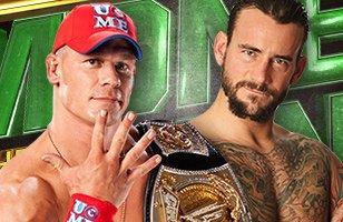 Money in the Bank 2011 ~ John Cena vs CM PUNK, WWE Championship