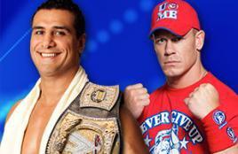WWE Champion Alberto Del Rio vs. John Cena
