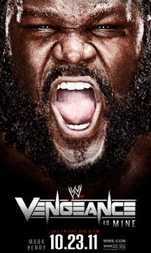 Résultats WWE Vengeance (23/10/11)
