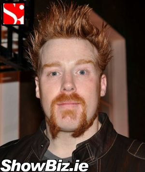 Sheamus Interview