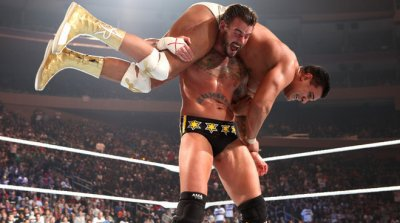 Cm Punk nouveau WWE Champion !