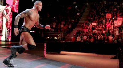 Randy Orton de retour !!!