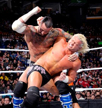 CM Punk def Dolph Ziggler