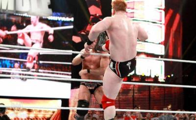 Royal Rumble  2O12