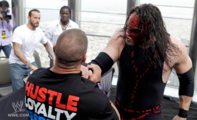 Puis Kane arrive ...
