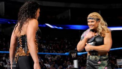 Tamina prochaine Divas Champion