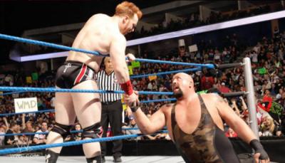 Sheamus et Big Show