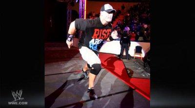 Les Superstars de Raw à Abu Dhabi