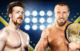 Championnat Poids Lourd: Sheamus vs Daniel Bryan ©