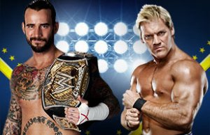 Wwe Championship :  Match en simple :  CM Punk (c) vs Chris Jericho