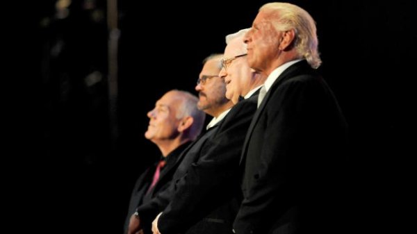 WWE Hall Of Fame Photos - The Four Horsemen