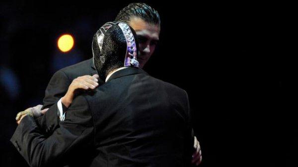 WWE Hall Of Fame Photos - Mil Mascaras